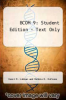 cover of BCOM 9: Student Edition -Text (9th edition)