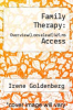cover of Bundle: Family Therapy: An Overview, Loose-Leaf Version, 9th + LMS Integrated for MindTap Counseling, 1 term (6 months) Printed Access Card (9th edition)