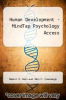 cover of Human Development - With MindTap Psychology Access (8th edition)