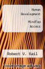 cover of Human Development - With MindTap Access (8th edition)