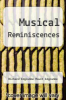 cover of Musical Reminiscences