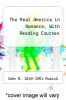 cover of The Real America in Romance, With Reading Courses