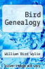 cover of Bird Genealogy