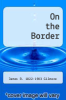 cover of On the Border