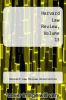 cover of Harvard Law Review, Volume 13