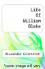 cover of Life Of William Blake