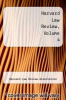 cover of Harvard Law Review, Volume 4