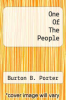 cover of One Of The People