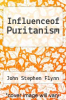 cover of Influenceof Puritanism