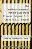 cover of The `mather-thompson` Patent Bleaching Process (signed C.f. Cross & E.j. Bevan)