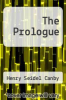 cover of The Prologue