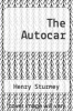 cover of The Autocar