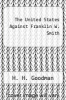 cover of The United States Against Franklin W. Smith