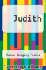 cover of Judith