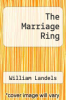 cover of The Marriage Ring
