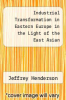 cover of Industrial Transformation in Eastern Europe in the Light of the East Asian Experience