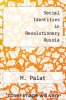 cover of Social Identities in Revolutionary Russia