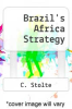cover of Brazil`s Africa Strategy