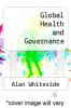 cover of Global Health and Governance