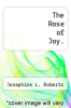 cover of The Rose of Joy.