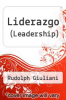 cover of Liderazgo (Leadership)