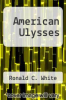 cover of American Ulysses