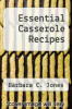 cover of Essential Casserole Recipes
