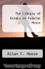 cover of The Library of Essays on Popular Music
