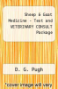 cover of Sheep & Goat Medicine - Text and VETERINARY CONSULT Package