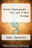 cover of Dental Radiography - Text and E-Book Package (3rd edition)