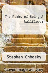 Cover of The Perks of Being A Wallflower  (ISBN 978-1419389269)