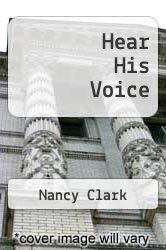 Cover of Hear His Voice EDITIONDESC (ISBN 978-1421886473)