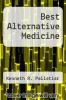 cover of Best Alternative Medicine