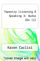 Cover of Tapestry Listening & Speaking 3: Audio CDs (2) 2 (ISBN 978-1424018130)