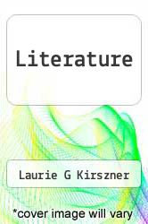 Cover of Literature 7 (ISBN 978-1428263482)