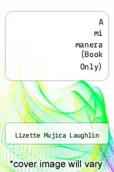Cover of A mi manera (Book Only)  (ISBN 978-1428288430)
