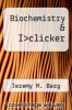 cover of Biochemistry & I>clicker (6th edition)