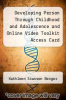 cover of Developing Person Through Childhood and Adolescence and Online Video Toolkit Access Card (8th edition)