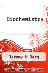 Cover of Biochemistry 7 (ISBN 978-1429297776)