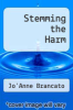 cover of Stemming the Harm