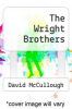 cover of The Wright Brothers (1st edition)