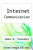 cover of Internet Communication