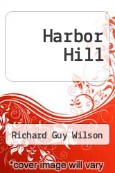 Cover of Harbor Hill EDITIONDESC (ISBN 978-1433250576)