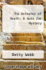 cover of The Anteater of Death: A Gunn Zoo Mystery