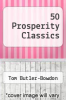 cover of 50 Prosperity Classics