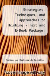 Strategies, Techniques, and Approaches to Thinking - Text and E-Book Package: Critical Thinking Cases in Nursing by Sandra Luz Martinez de Castillo - ISBN 9781437706987