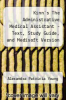 cover of Kinn`s The Administrative Medical Assistant - Text, Study Guide, and Medisoft Version 14 Demo CD Package (6th edition)