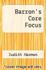 cover of Barron`s Core Focus