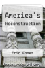 cover of America`s Reconstruction