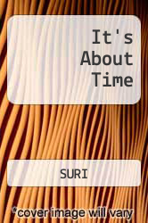 It's About Time A digital copy of  It's About Time  by SURI. Download is immediately available upon purchase!